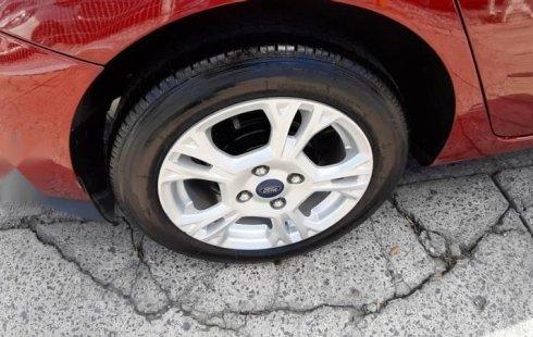 Ford Fiesta 1.6 Sedan SE Mt Ac