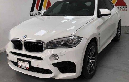 BMW X6 2016 5p M V8/4.4/T Aut