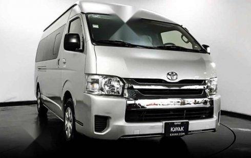 20516 - Toyota Hiace 2016 Con Garantía Mt