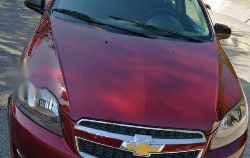Chevrolet Aveo Std 17 Enganche $1