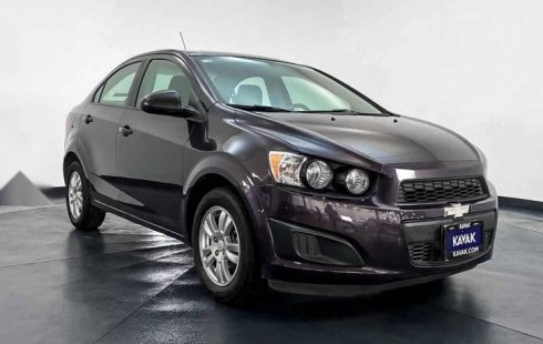 22660 - Chevrolet Sonic 2015 Con Garantía Mt