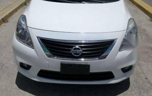 Nissan versa advance t/m ac