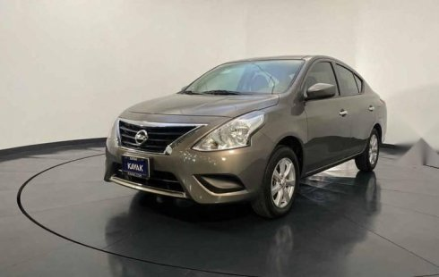 24825 - Nissan Versa 2019 Con Garantía Mt