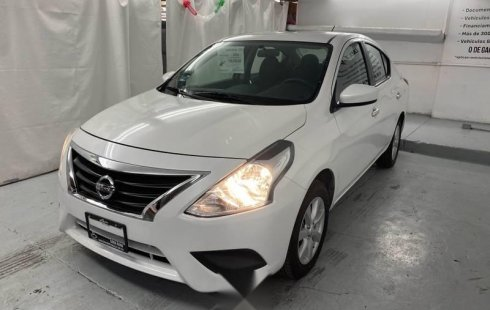 Nissan versa sense cvt 2019