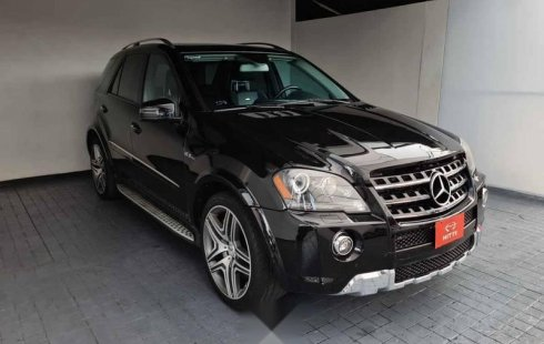 Mercedes-Benz Clase M 2011 5p ML 63 AMG aut