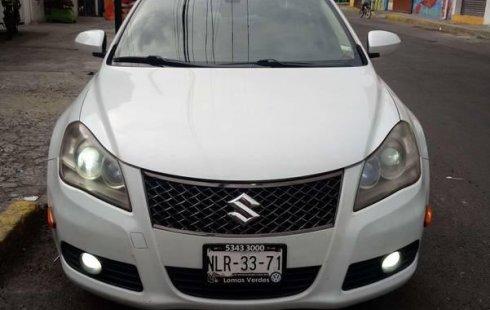 Suzuki Kizashi 2011 venta o cambio