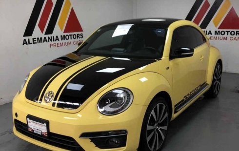 Volkswagen Beetle 2014 2p Turbo R L4/2.0/T Man