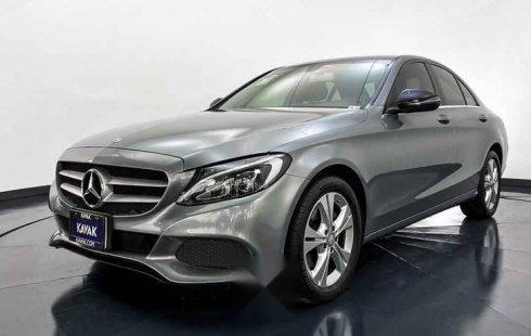 21321 - Mercedes Benz Clase C 2016 Con Garantía At