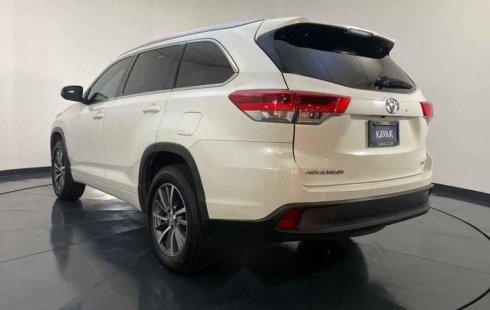 Toyota Highlander 2017 Con Garantía At