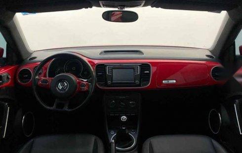 Volkswagen Beetle 2016 Con Garantía Mt