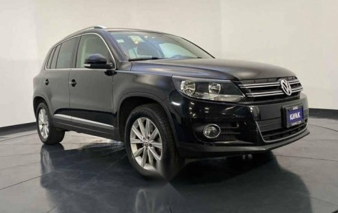 Volkswagen Tiguan 2014 Con Garantía At