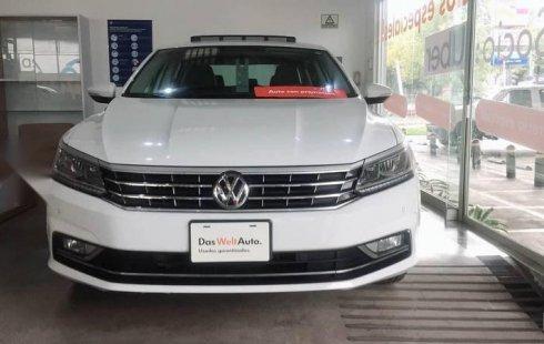 Volkswagen Passat Sportline Tip 2018. AR