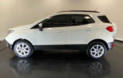 Ford Eco Sport 2018 Con Garantía At