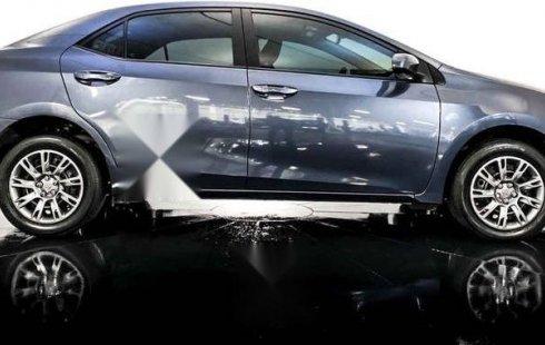 Toyota Corolla 2016 Con Garantía At