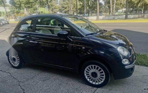 Fiat 500 Pop Automático a/ac ba abs ee R-15 1.4l