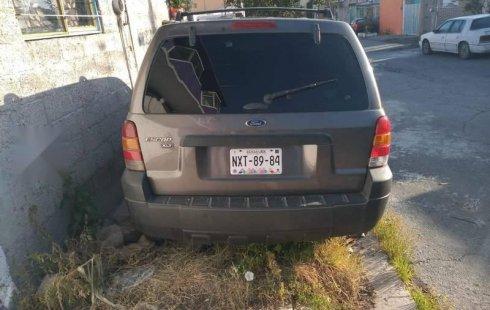 Ford Escape A TRATAR!!