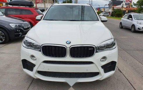 BMW X5 M 2016 BLANCA