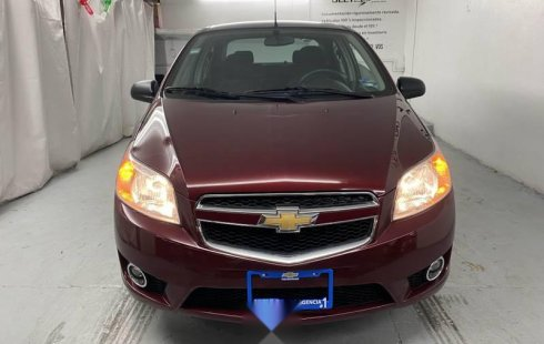 Chevrolet Aveo Ltz Aut 2017