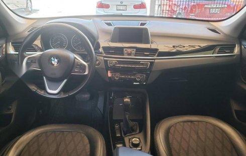 BMW X1 S DRIVE 2016 PLATA