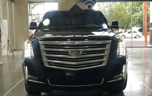Cadillac Escalade ESV 2017 6.2 Platinum At