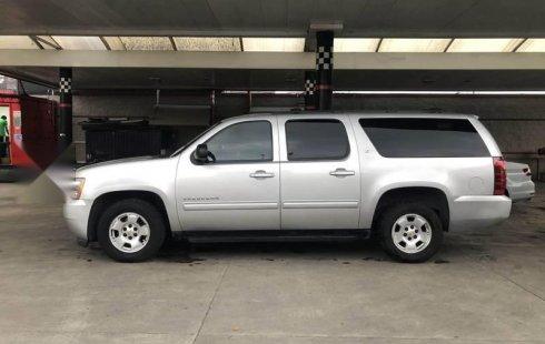 Chevrolet Suburban 2011 9 Pasajeros Piel