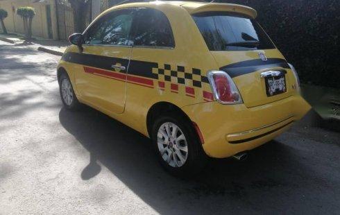 Fiat 500 trendy bonito vehículo