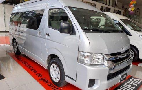 Toyota Hiace Pasajeros