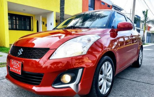 Suzuki Swift GLS 2017 FACTURA DE AGENCIA UN DUEÑO