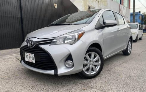 Toyota Yaris automatico hb posible cambio