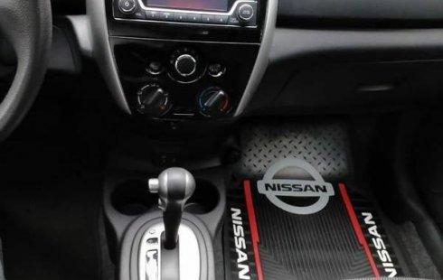 Nissan Versa Advance Fac Agencia