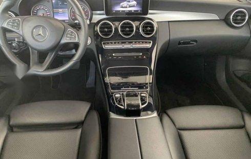 STAR PATRIA Mercedes-Benz Clase C 2017 4p C 180 L4