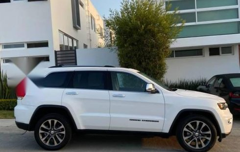 JEEP GRAND CHEROKEE 2018 LIMITED LUJO
