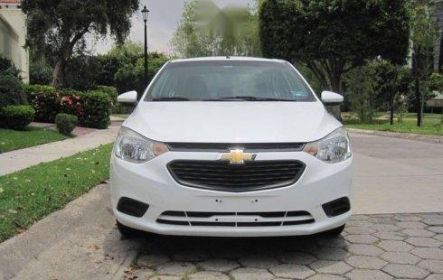 Chevrolet aveo 2018 NG ls automatico