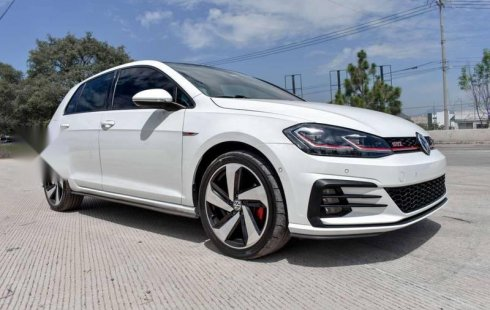 Volkswagen Golf GTI 2018, Factura Original 1 Dueño