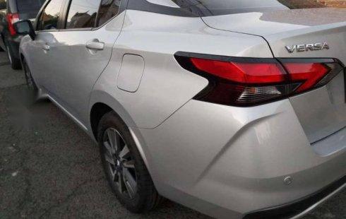 Nissan Versa Advance 2020