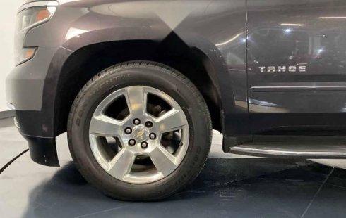 25112 - Chevrolet Tahoe 2016 Con Garantía At