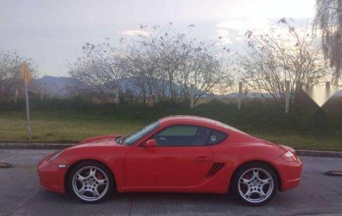 Impecable Porsche Cayman S