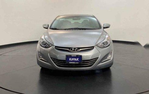 Hyundai Elantra 2015 Con Garantía At