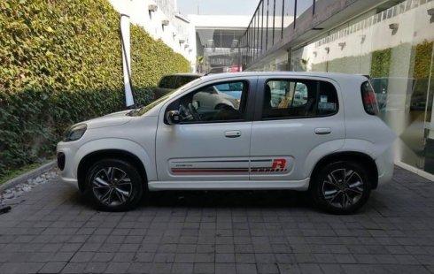 Fiat Uno 2017 1.4 Sporting Mt