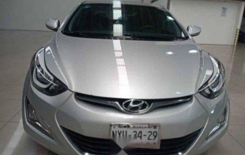 Hyundai Elantra 2015 4p GLS Premium L4/1.8 Aut