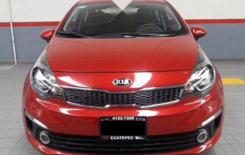 Kia Rio 2016 1.6 Sedan LX Mt