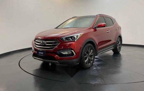 Hyundai Santa Fe 2017 Con Garantía At