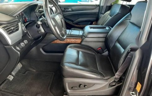 Chevrolet Tahoe 2016 5.3 V8 LTZ Piel 2a Fila Asie