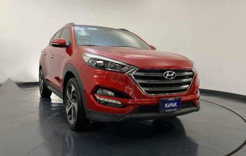 32113 - Hyundai Tucson 2016 Con Garantía At