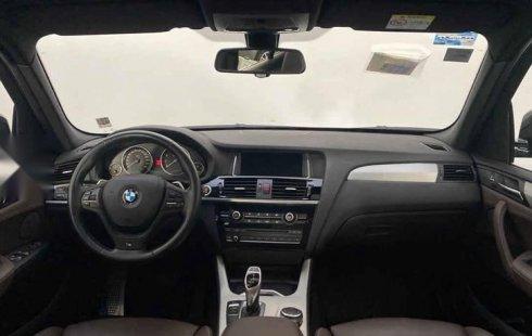 32397 - BMW X3 2016 Con Garantía At