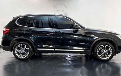 31259 - BMW X3 2017 Con Garantía At