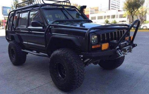 Jeep Cherokee XJ 4x4 1997 EQUIPADA