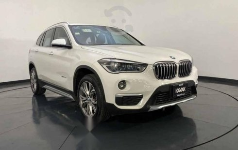 32703 - BMW X1 2016 Con Garantía At