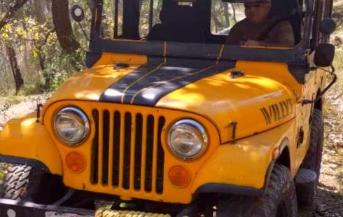 Jeep CJ Amarillo
