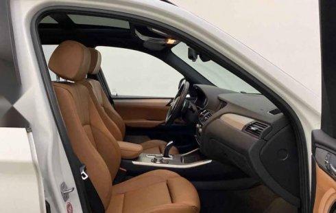 32903 - BMW X3 2017 Con Garantía At